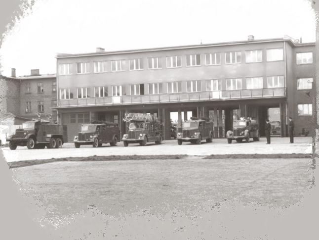 O firmie - PSP FLORIAN ma swoje początki w 1946