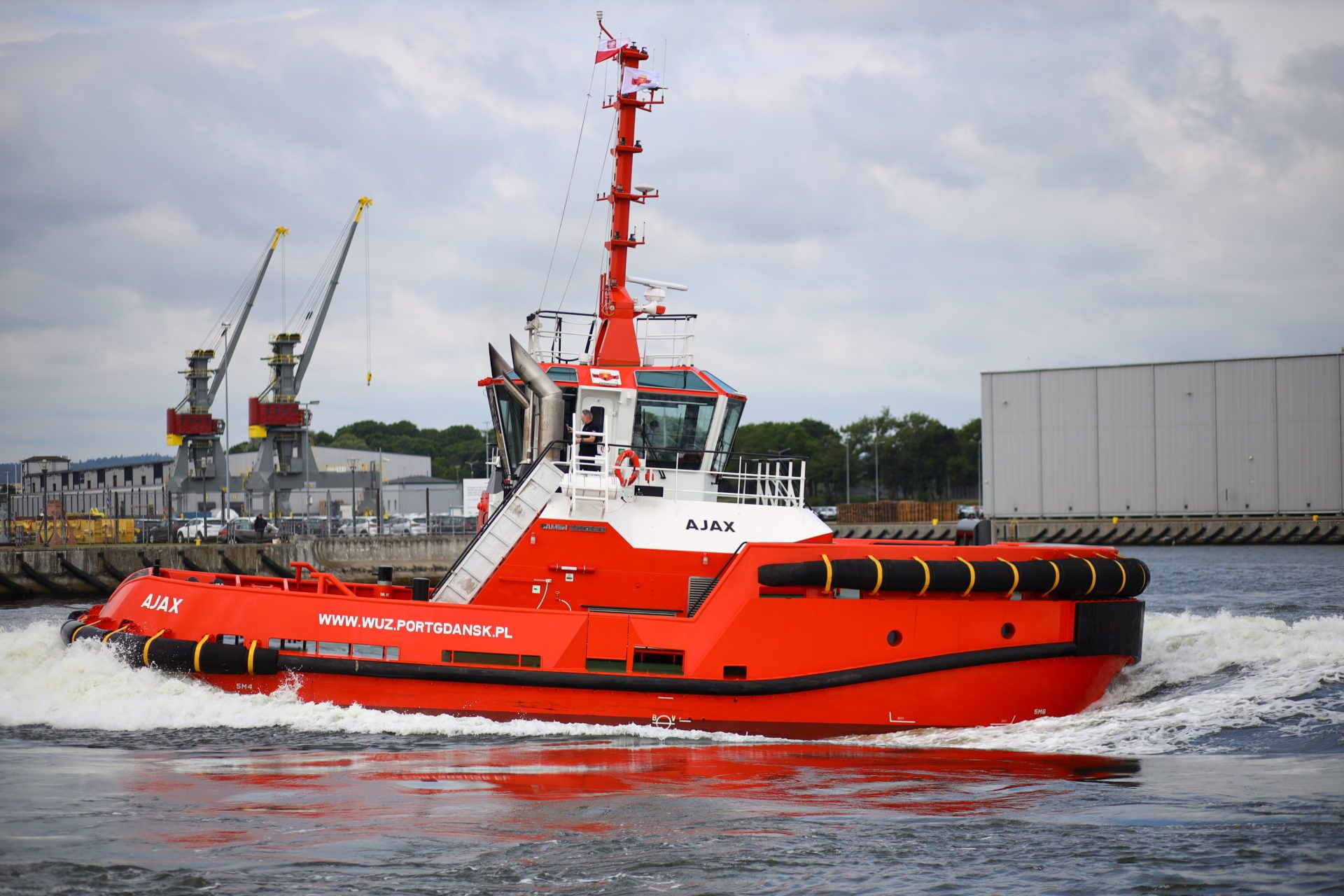Statek Ajax
